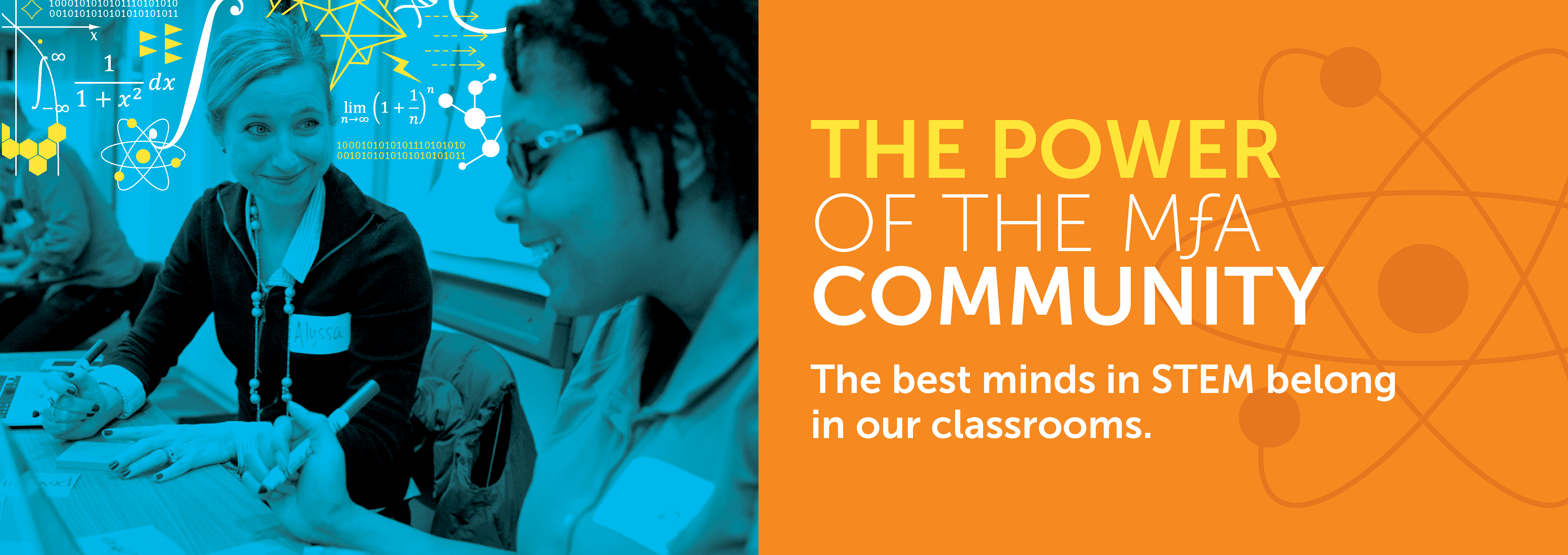 The power of the MfA community